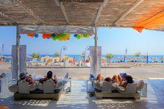 The best beach bars in Greece from PurpleTravel.co.uk    #Travel #DanCamacho