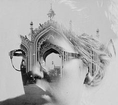 Surreal Digital Collages by Matt Wisniewski surreal portraits people multiple exposures manipulated digital collage Portraits En Double Exposition, Exposition Multiple, Exposition Photo, Photomontage, Creative Photography, Art Photography, Contemporary Photography, Photography Lightbox, Landscape Photography