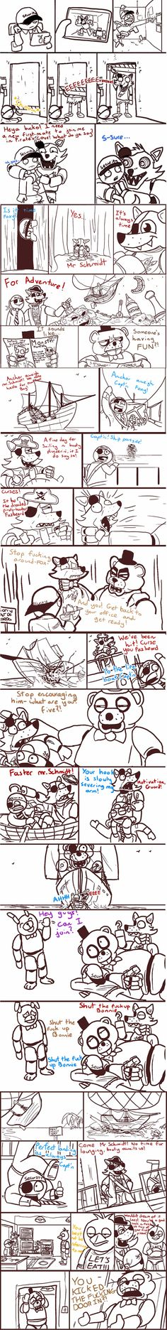 Five Nights at Freddy's Comp