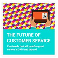 Here are 5 trends that we will be seeing in the near future of customer service. Products that have a backup plan, face timing with customer service representatives, delivering more than the goods, sixth sense, and great customer service. Read all about the innovation of customer service and what it is going to be all about. (Pinned by Amara M.)