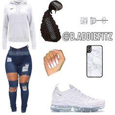 fashion ideas for teens,unique fashion ideas,fashion ideas diy Swag Outfits For Girls, Cute Lazy Outfits, Cute Outfits With Jeans, Cute Swag Outfits, Teenage Girl Outfits, Teen Fashion Outfits, Dope Outfits, Trendy Outfits, Fashion Ideas
