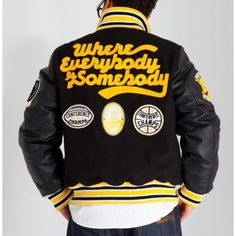 Grambling State University Motto Varsity Jacket