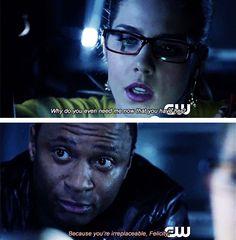 Diggle & Felicity #Arrow
