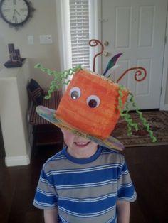 Ethan's Crazy Hat in Kindergarten