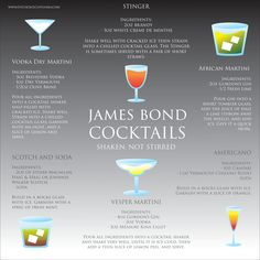 We can choose some special cocktails for the night James Bond Wedding, James Bond Party, James Bond Theme, James Bond Games, Casino Theme Parties, Party Themes, Casino Party, Themed Parties, Party Ideas