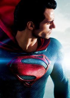 Man of Steel - oh my, new crush. I don't care that he's in the new Superman…
