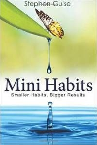 Rereading Kristi Holl's blog reminded me to pass along this great tip for meeting your writing goals: set the bar low with mini-habits. You want to work on your project every day, but some da…