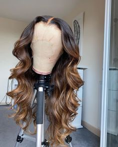 Wig Styles, Curly Hair Styles, Natural Hair Styles, Long Wigs, Lace Hair, Textured Hair, Braided Hairstyles, Frontal Hairstyles, Long Wavy Hairstyles
