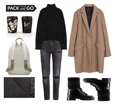 """""""Pack and Go: Winter Getaway"""" by eva-jez ❤ liked on Polyvore featuring H&M, Zara, Anya Hindmarch and Packandgo"""