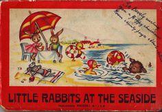 Coniglietti al mare