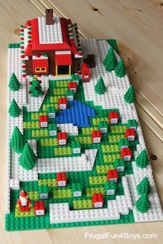 50+ Lego Building Ideas for Kids