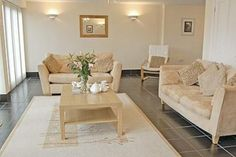Living room/dining room | Trethevy Barns - The Pottery, Trethevy, nr. Tintagel
