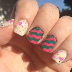 Instagram photo by idreamoflacque #nail #nails #nailart