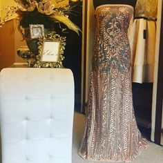 Sequin for new eve. Work in progress New Eve, Sequins, Formal Dresses, Fashion, Moda, Formal Gowns, La Mode, Black Tie Dresses, Fasion