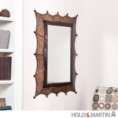 Holly & Martin Sherwood Decorative Mirror|yourstylefurnishings.com
