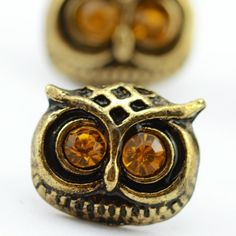 Vintage Owl Earrings //Price: $7.95 & FREE Shipping // #jewelry #fashion #style #stylish #love