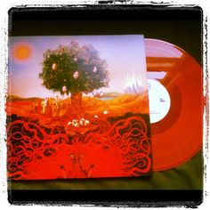 Heritage limited edition orange vinyl