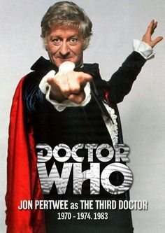 Doctor Who - The Third Doctor (Jon Pertwee).