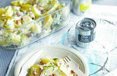 Aardappelsalade met braadworst