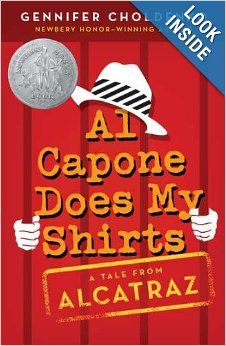 Al Capone Does My Shirts Lesson Plans include daily lessons, fun activities, essay topics, test/quiz questions, and more. Everything you need to teach Al Capone Does My Shirts. Al Capone, Great Books, My Books, 5th Grade Books, Reading Levels, Reading Groups, Reading Books, First Novel, Chapter Books