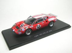 1/43 Ligier JS2 #56 LM 1972 スパーク http://www.amazon.co.jp/dp/B003FO0FRQ/ref=cm_sw_r_pi_dp_aAeKub106A842