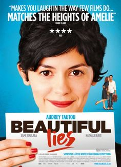 """Beautiful Lies"" with Audrey Tautou: an adorable and funny French movie"