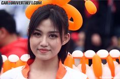 Chicas GP de China F1 2014