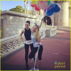 Dove Cameron Descendants Disney | About This Photo Set: Dove Cameron and Sofia Carson tracked down their ...