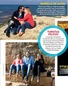 Scan da revista People en Español
