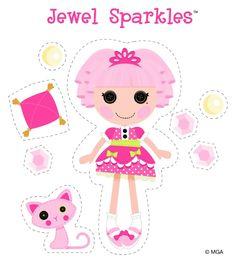 Lalaloopsy Jewel Sparkles
