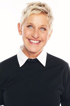 I ♥️Ellen Degeneres so much!! She's such a great person. She's caring, she hilarious, and she has a heart of gold. She cares for the environment and loves everyone. Not only she has great guest stars come on her show and gives gifts away to her audiences and fans, she makes us laugh every day, and smile when we see her on TV. She's a great humanitarian, and she loves animals, and her wife! I would love someday to get tickets to her show!!!! I LOVE YOU ELLEN!!!!!!!!!!!!!!!!♥️