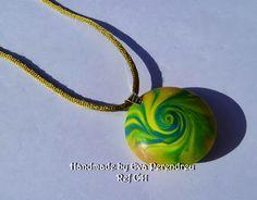 Handmade por Eva Perendreu, bisutería - jewellery: Collares arcilla polimérica - Polymer clay necklaces