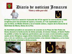 Jemaxes: Papa Francisco