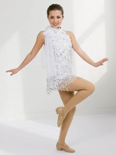 Shimmy & Shake - Style 0142 | Revolution Dancewear Jazz/Tap Dance Recital Costume