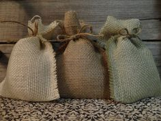 Burlap Gift Bags Wedding Party Favor Bags Set of 100