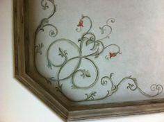 Ceiling close up