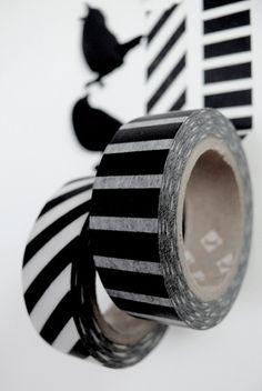 Maskingtape Stripe...!