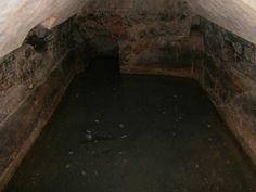 Cisterna santuario romano al di sotto della chiesa di San Paride ad Fontem