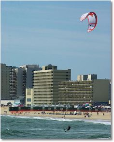 Virginia Beach- I've been here actually, but wouldn't mind going back....