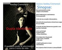 A proveite que está na pré venda na Amazon!!  #duplaidentidade #kescremonezi #romances #books #read #bookslove #autora #incrivel #finalsurpriendente
