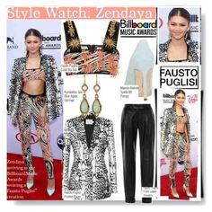 Zendaya at The 2015 Billboard Awards... by nfabjoy