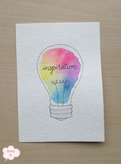 Hand Lettering Art, Watercolor Lettering, Watercolor Paintings, Watercolour, Art Drawings Sketches Simple, Pencil Art Drawings, Easy Drawings, Small Canvas Art, Mini Canvas Art