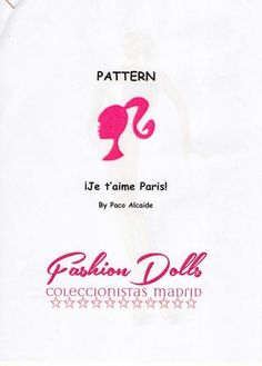 Barbie Patterns, Couture, Tableware, How To Make, Doll, Patterns, Dinnerware, Tablewares, Puppet