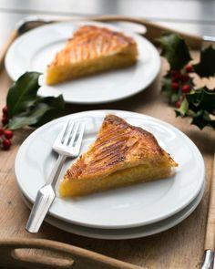 Galette des rois (King Cake) recipe | davidlebovitz.com