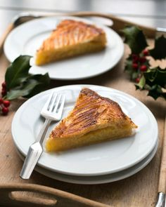 Galette des rois (Kings Cake) is a classic French pastry; buttery puff pastry filled with delicious almond cream.