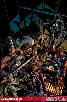 dark avengers | Dark Avengers Venom