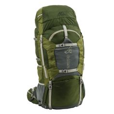 ALPS Mountaineering 2538807 Caldera 5500 Internal Frame Backpack  Attrezzatura Escursionistica e278628f825