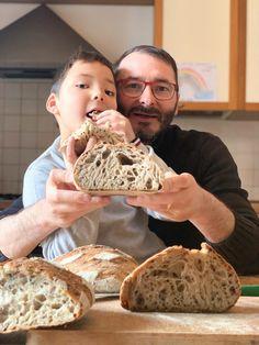Fare il pane a casa: ecco 3 ricette di 3 grandi pizzaioli - reportergourmet.com Focaccia Pizza, Antipasto, Gnocchi, Ricotta, Good Food, Food Porn, Food And Drink, Cooking Recipes, Snacks