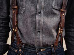 country Boy Suspenders