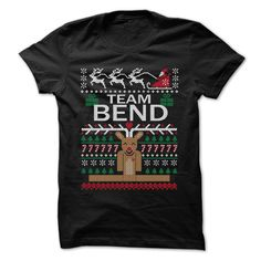 Team Bend Chistmas Chistmas Team T-Shirts, Hoodies. BUY IT NOW ==► https://www.sunfrog.com/LifeStyle/Team-Bend-Chistmas--Chistmas-Team-Shirt-.html?id=41382